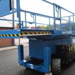 Used Genie GS4069BE WP10934 5