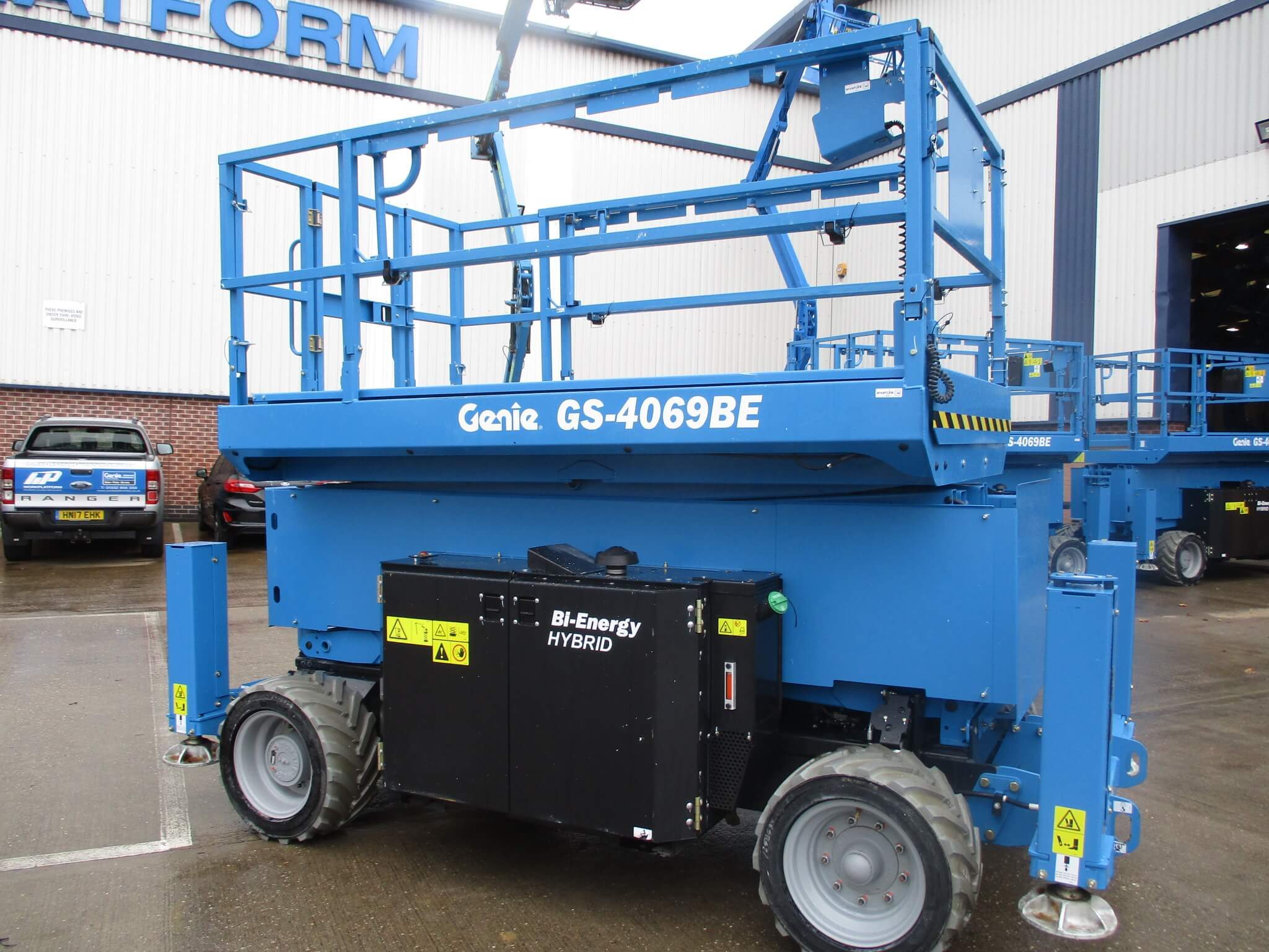 Used Genie GS4069BE WP10935 2