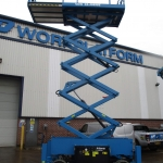 Used Genie GS4069BE WP10936 4
