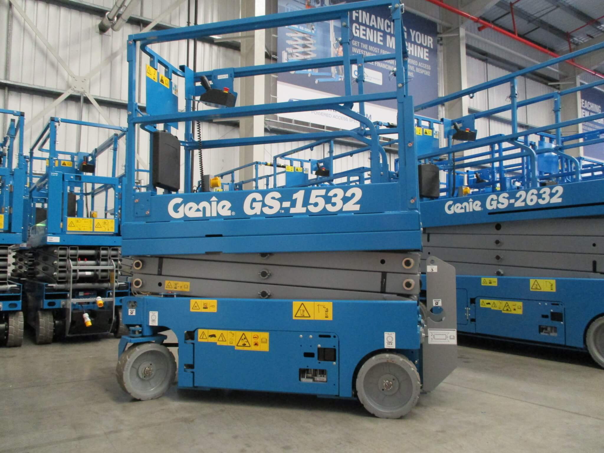 Ex Demo Genie GS1532 WP10041 2