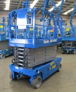 Used Genie GS40 47 WP13533 5