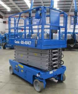 Used Genie GS40 47 WP13534 4
