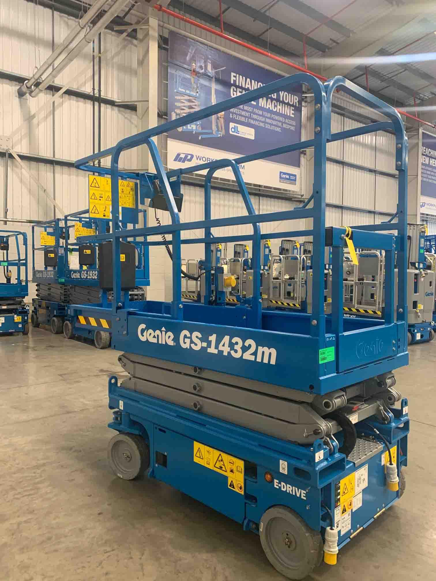 New Genie GS1432m